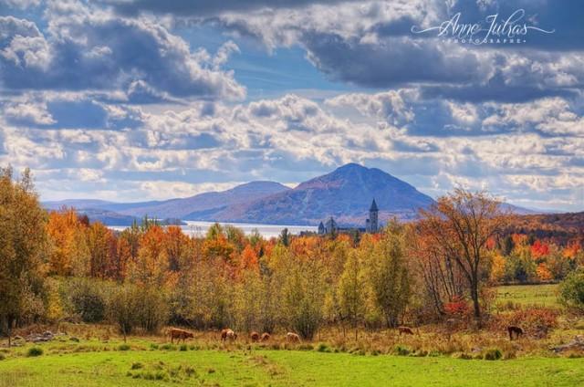 Estrie, Québec, Canada